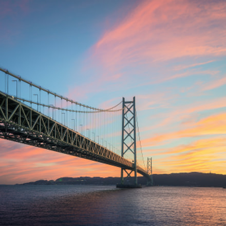Akashi Kaikyo Ohashi Bridge