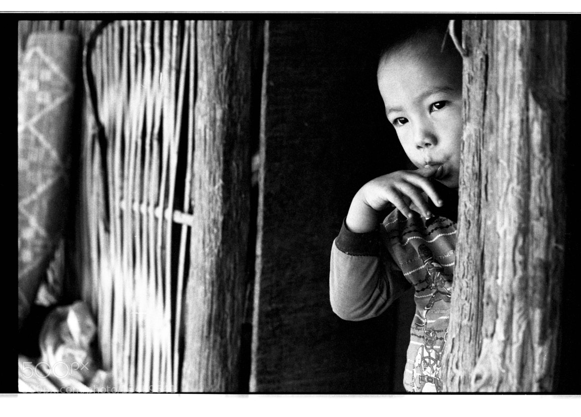 Photograph Laos's village by Andrea Margelli Photography on 500px