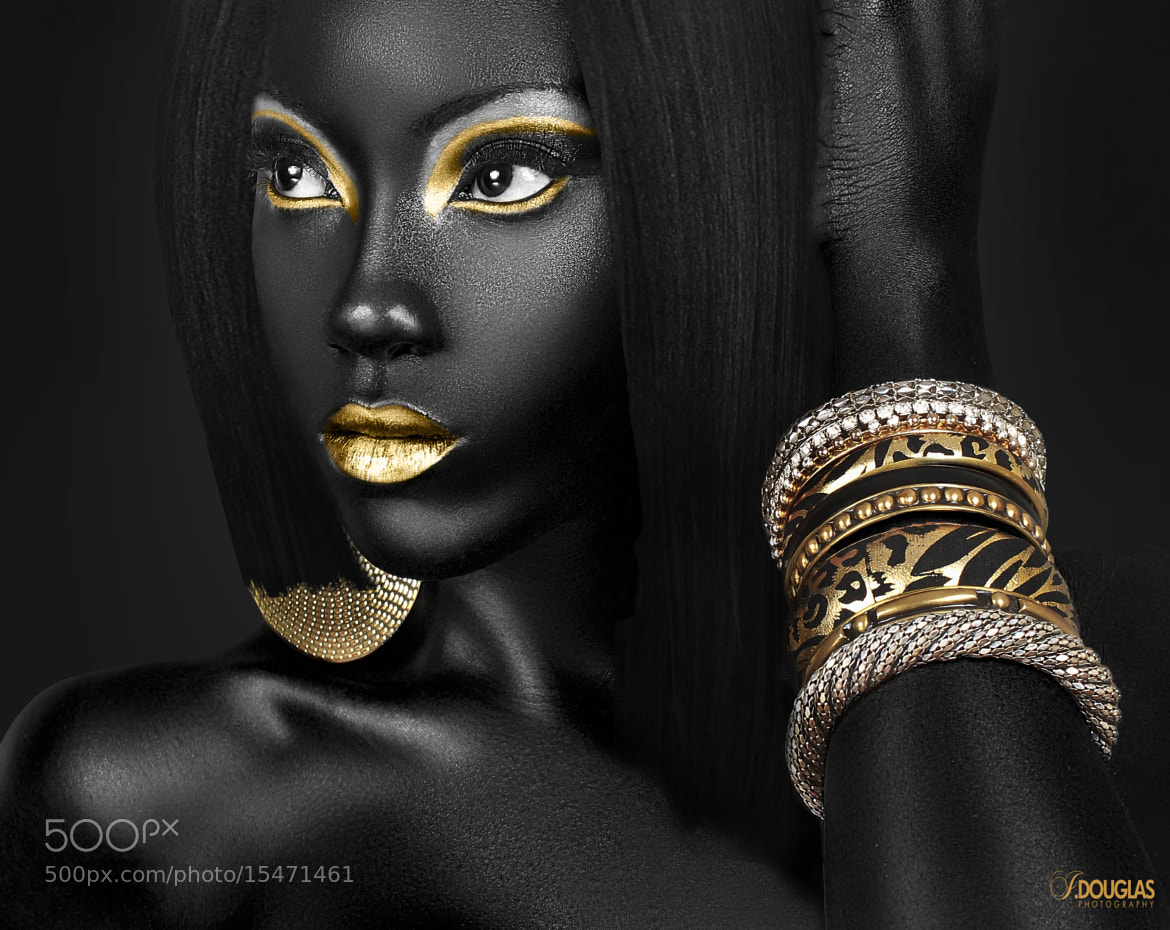 Photograph ~ Black Mystique II ~  by Ikenna Douglas on 500px