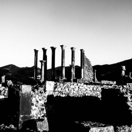 Archaeological city ( Volubilis), Canon IXUS 1000HS