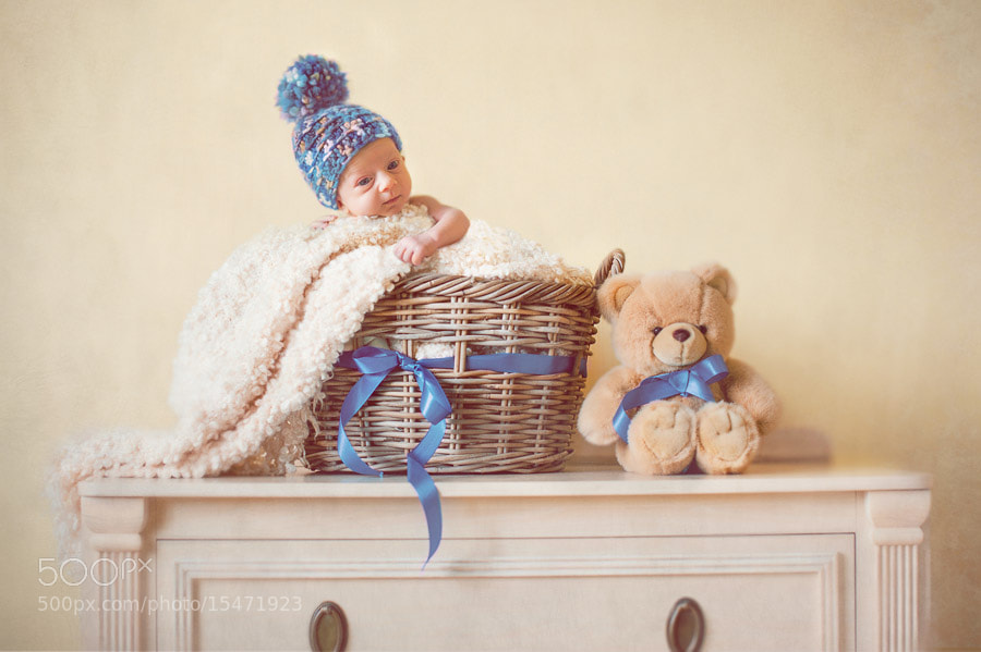Photograph Newborn by Anna Krauklis on 500px