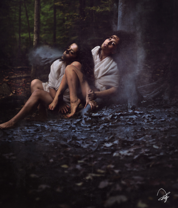 Photograph The Passing Cloud by Liat Aharoni on 500px