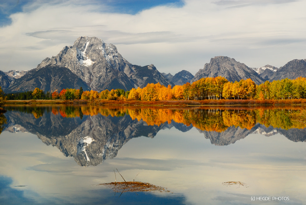 Photograph Fall in OxBow Bend by HegdePhotos (Anand & Soudamini Hegde) on 500px