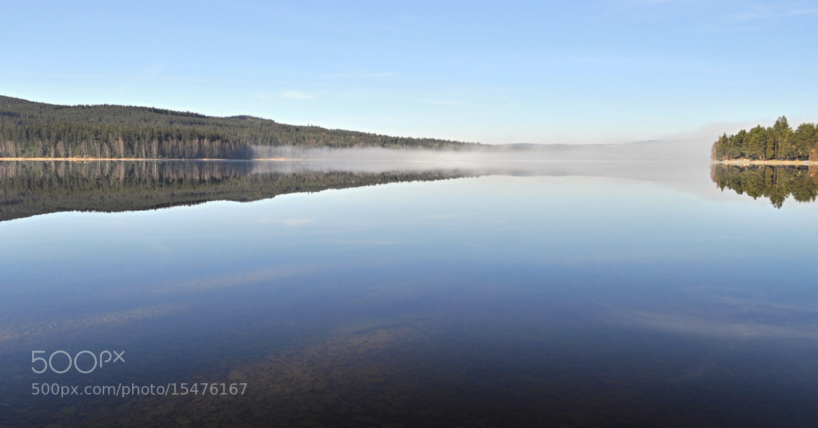 Photograph Lipno Dam by Přemysl Škaloud on 500px