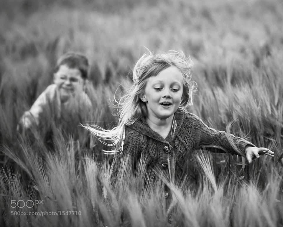 Photograph catch me if you can by Magdalena Berny on 500px