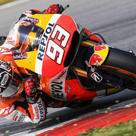 Marc Marquez, Canon EOS-1D MARK IV, Canon EF 200-400mm f/4L IS USM