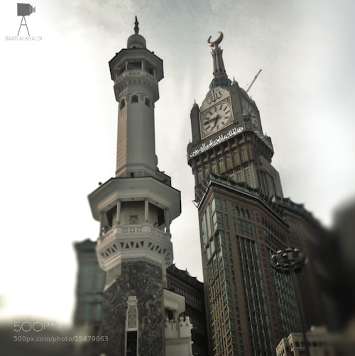 Photograph Makkah  by Saad alkhaldi on 500px