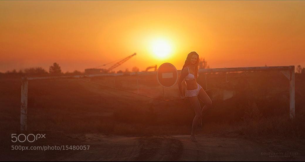 Photograph Ali by Sergey Koleganov on 500px