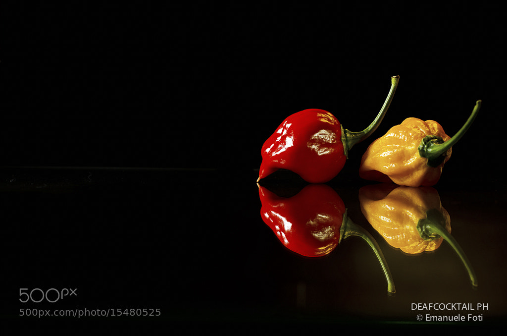 Photograph Peperoncino Piccante by DeafCocktal PH on 500px
