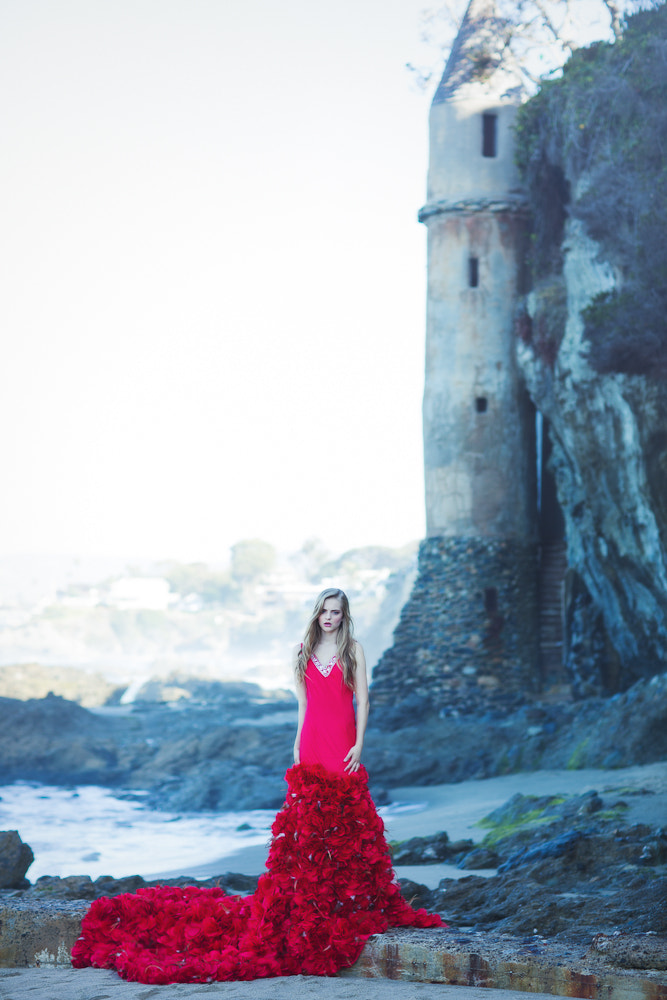Photograph Castle by the Sea by Emily  Soto on 500px