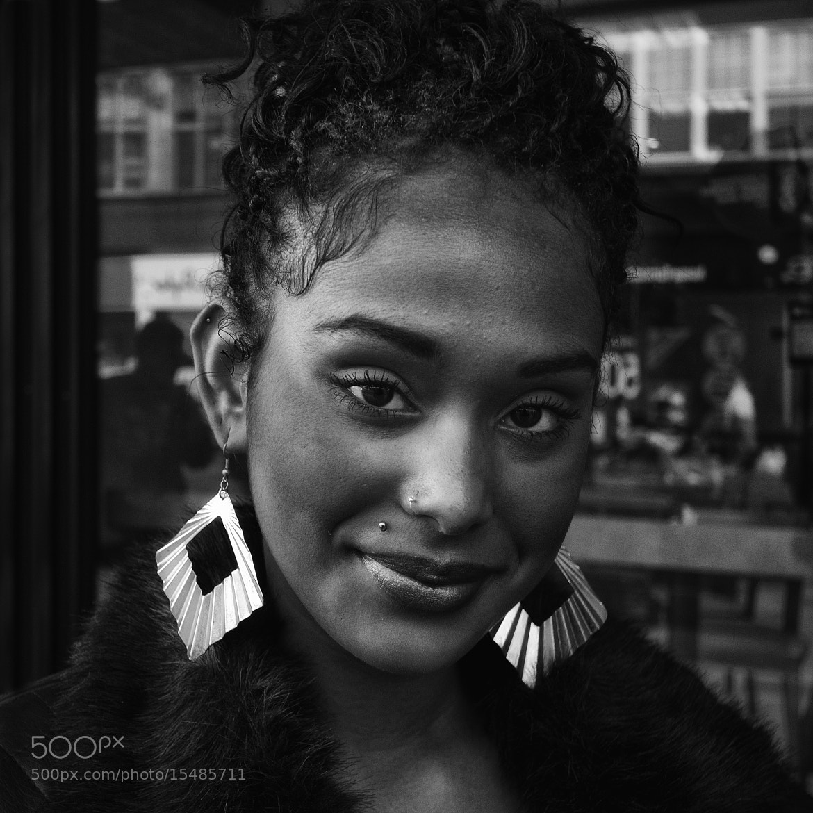 Photograph Street Portrait  by Maciej Kondratiuk on 500px