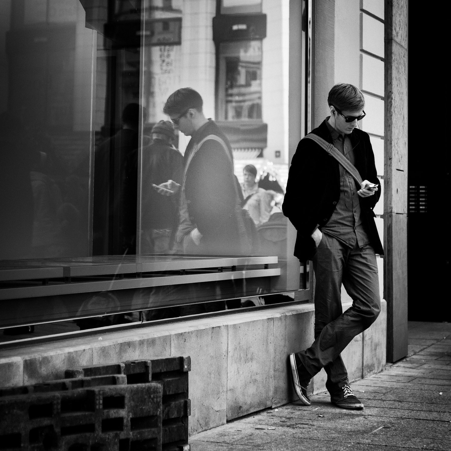 Photograph Waiting by Markus Franke on 500px