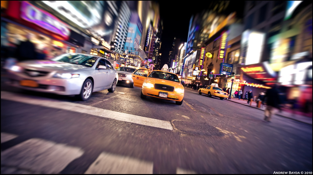 Photograph NY never stops by Andrew Bayda on 500px