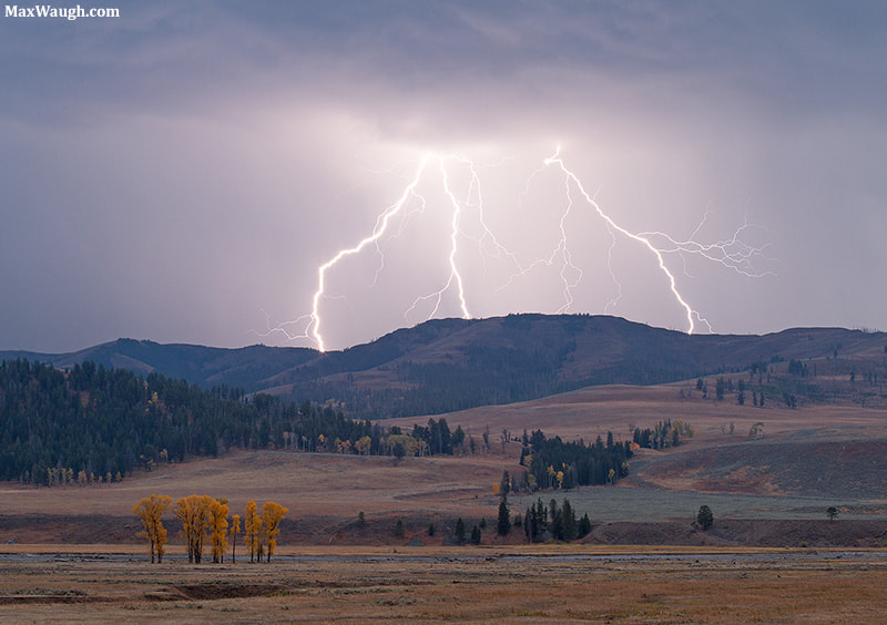 Photograph Lamar Lightning by Max Waugh on 500px