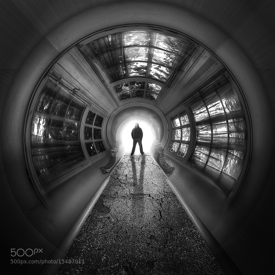 Photograph Tunnelvision by Nathalie  on 500px