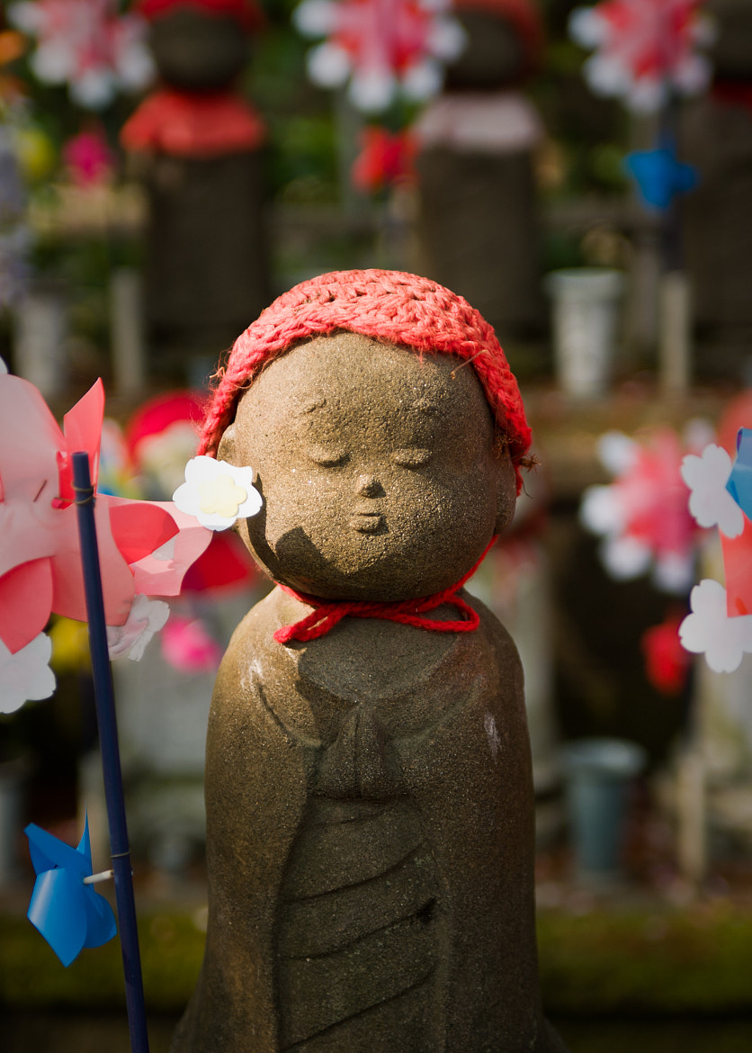 Photograph Jizo Statues by (トーマス) Thomas on 500px