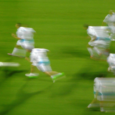 Football Ghosts, Fujifilm FinePix T200