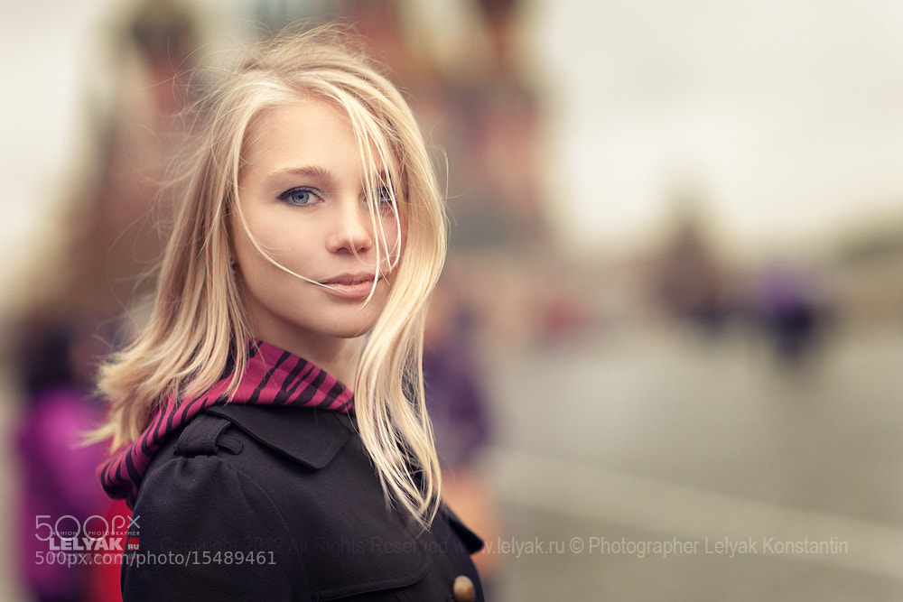 Photograph Blonde by Konstantin Lelyak on 500px