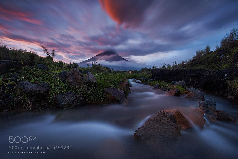 Photograph Mayon Volcano by Noel Alejandro on 500px