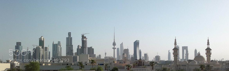 Photograph Kuwait Panorama by Khalid Abdeen on 500px