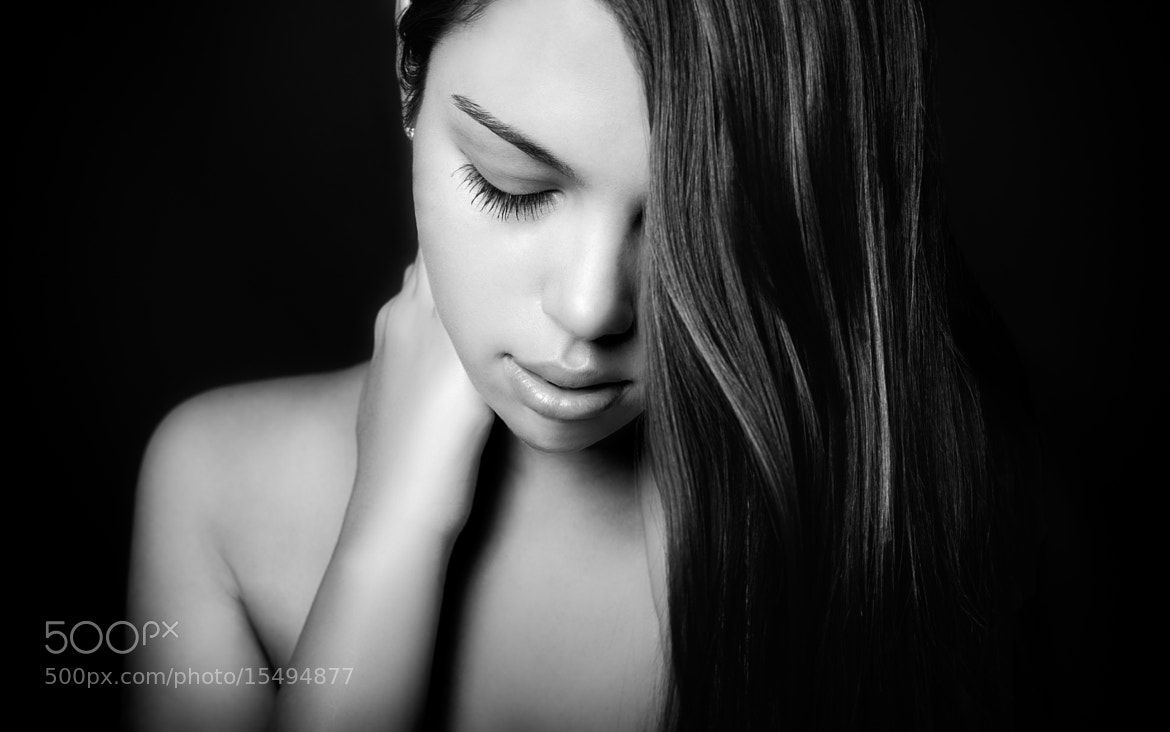 Photograph Daniela by Matan Eshel on 500px
