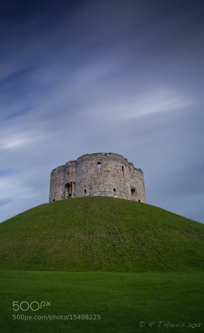 Photograph Clifford's Tower by Rob Harris on 500px