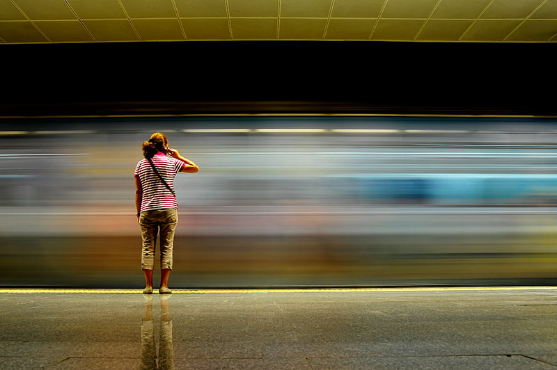 Photograph Metro by Tacettin  Yüksel on 500px