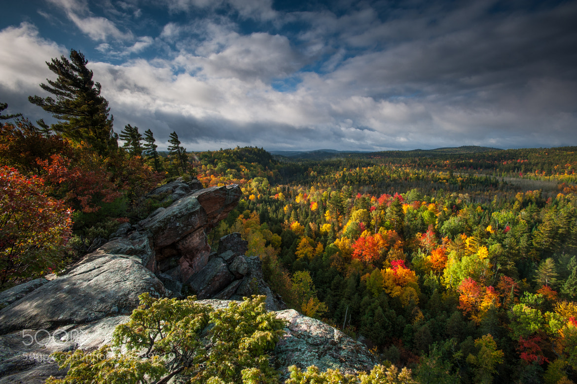 Photograph Calabogie Highlands in the Fall by Doug Sanderson on 500px