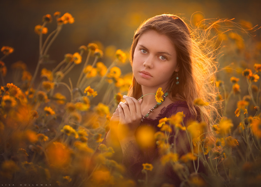 Calista by Lisa Holloway on 500px.com