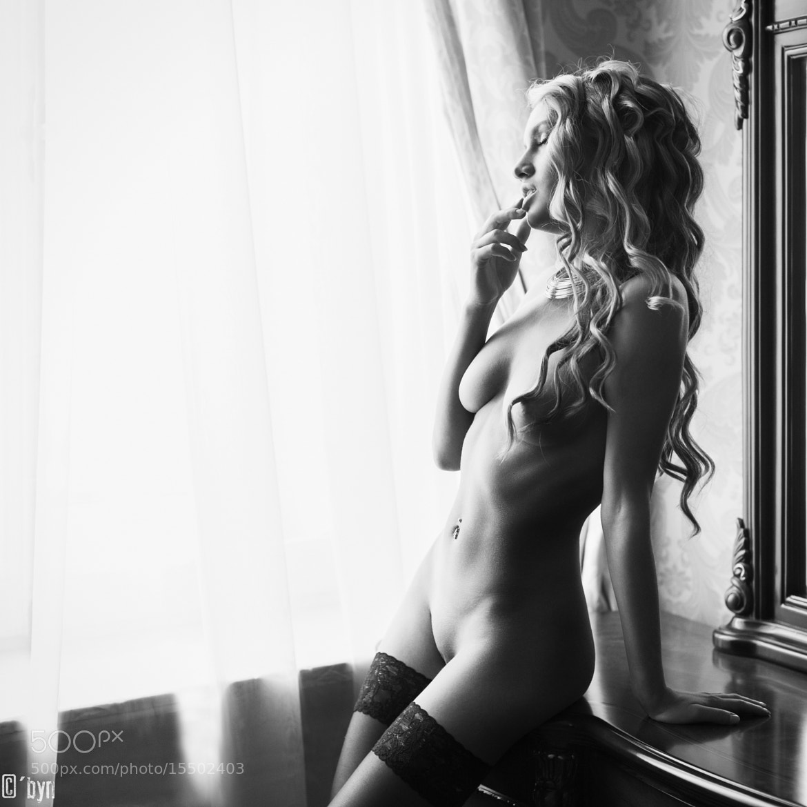 Photograph Nastya D. by Alexey Tyurin on 500px