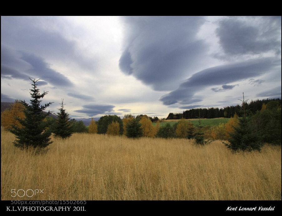 Photograph September eve. by Kent Lennart Vassdal on 500px