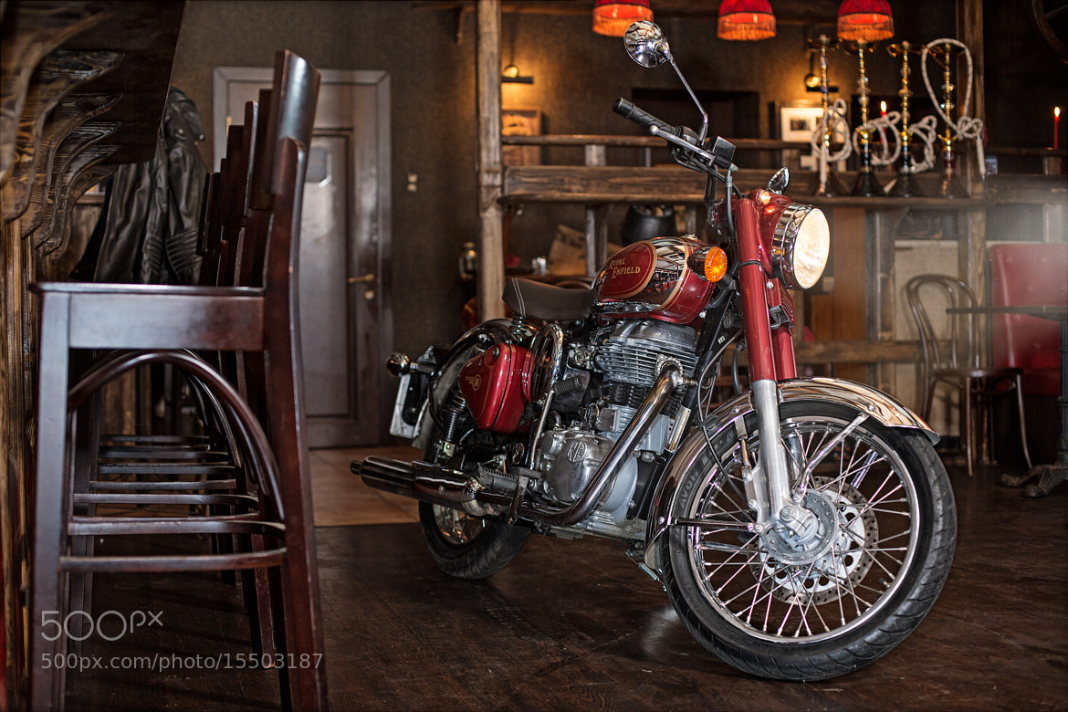 Photograph Royal Enfield by Alexey Sulima on 500px