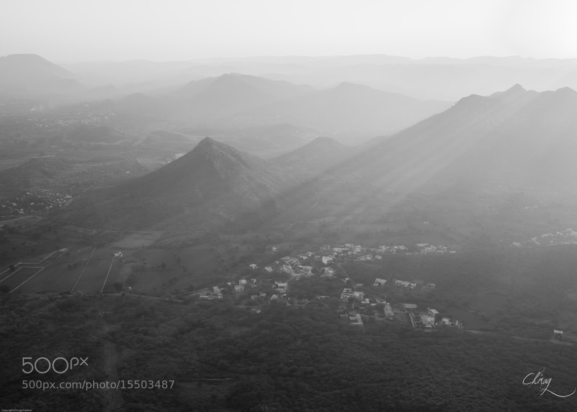 Photograph Over the hills.. and far away by Chirag Pradhan on 500px