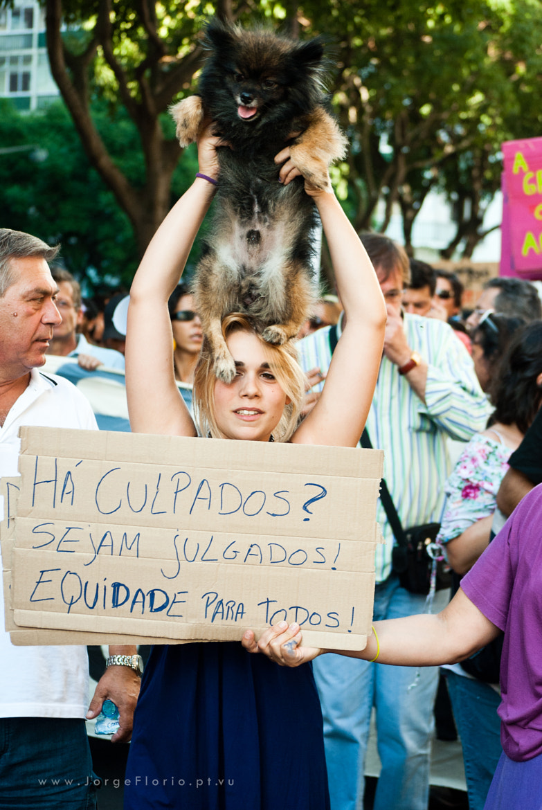 Photograph Dog Protester by Jorge Flório on 500px