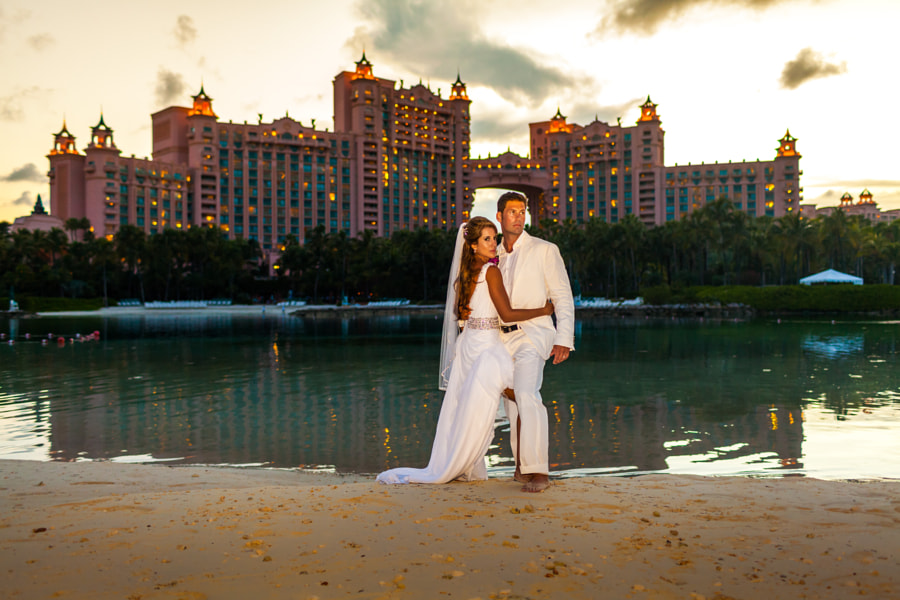 Atlantis Bahamas Wedding by Mark Da Cunha on 500px.com