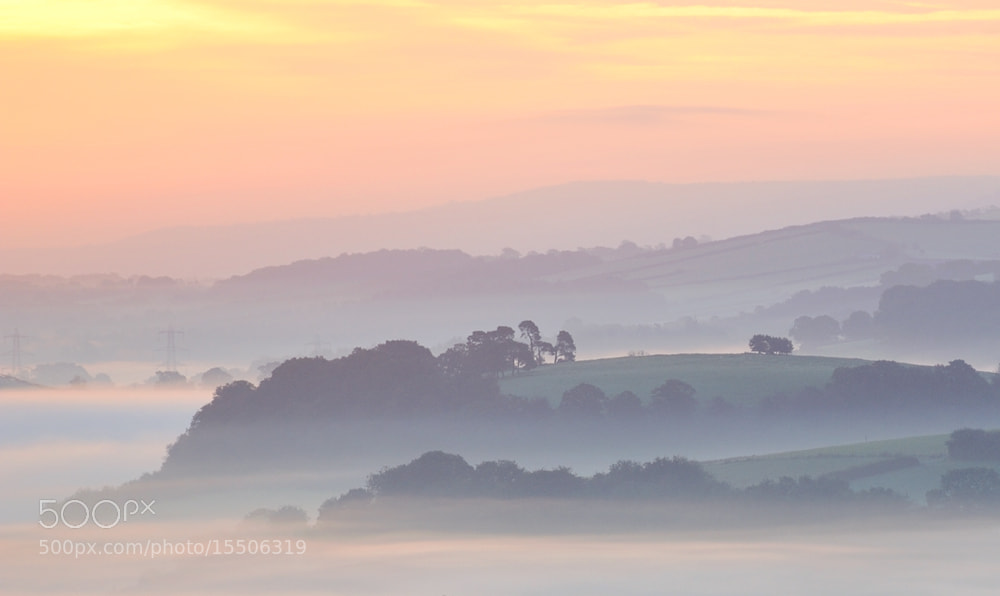 Photograph Exmoor sunrise by Kevin  Keatley on 500px