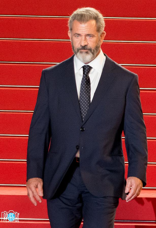Mel Gibson Tapis Rouge Cannes 2016 de Objectif Festival sur 500px.com