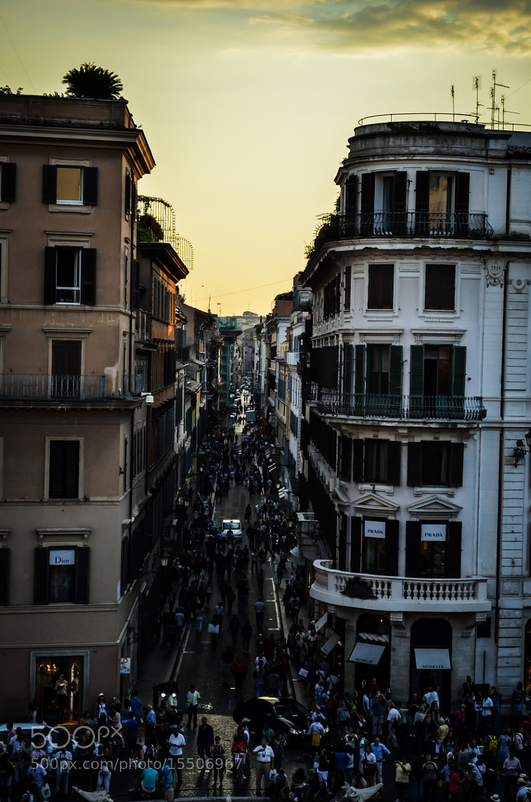 Photograph City streets by Sandeep P on 500px