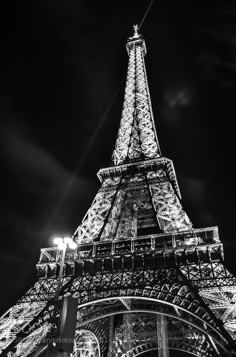 Photograph Eiffel by Sandeep Panuganti on 500px