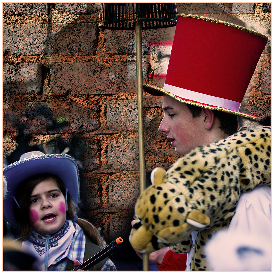 Photograph carnaval01 by Jean-Jacques Bauduin on 500px