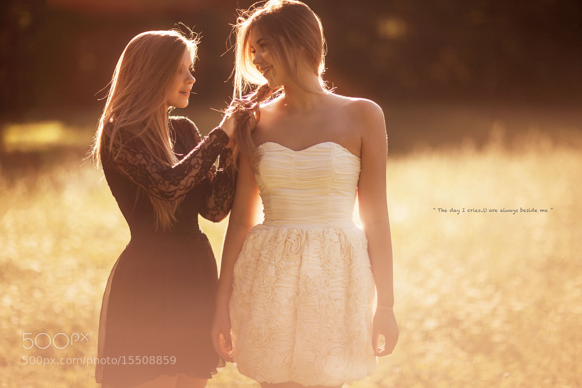 "Photograph "" FRIEND "" by KATHERLINE LYNDIA Photography on 500px"