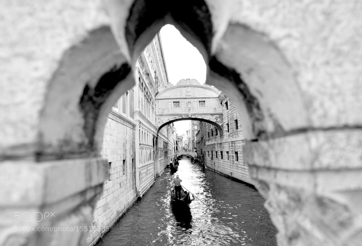 Photograph Pont des Soupirs by Séverine Raynaud on 500px