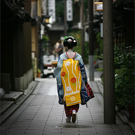 Memories of a Geisha by Woosra Kim (woosra)) on 500px.com