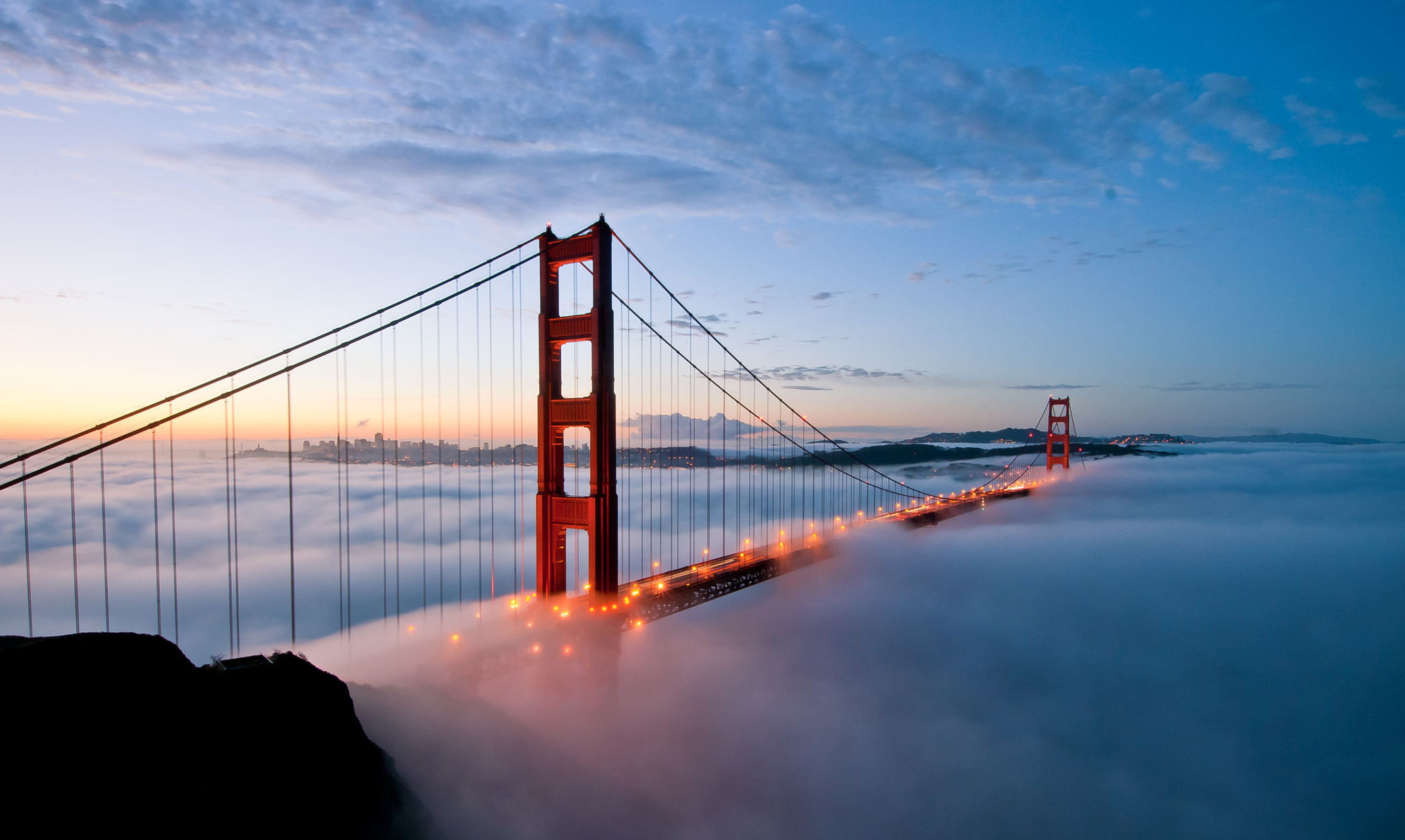Photograph Good morning, San Francisco by Michelle Lee on 500px