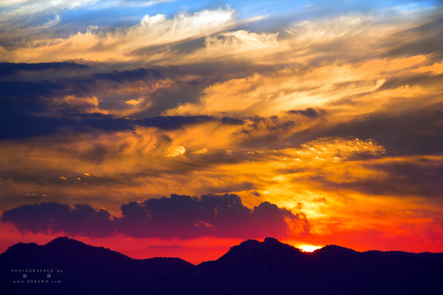 Photograph Sunset by chan-wook Kim on 500px