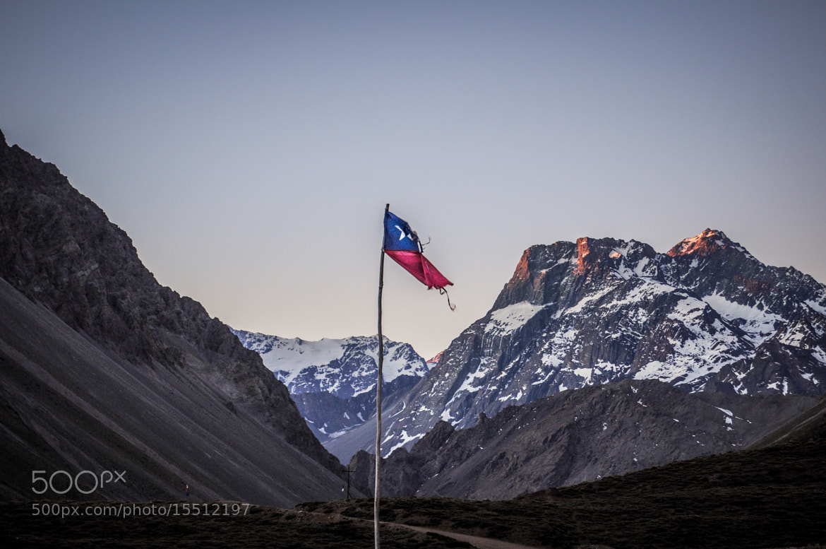 Photograph Cordillera Chile by Andrés Salinas A on 500px