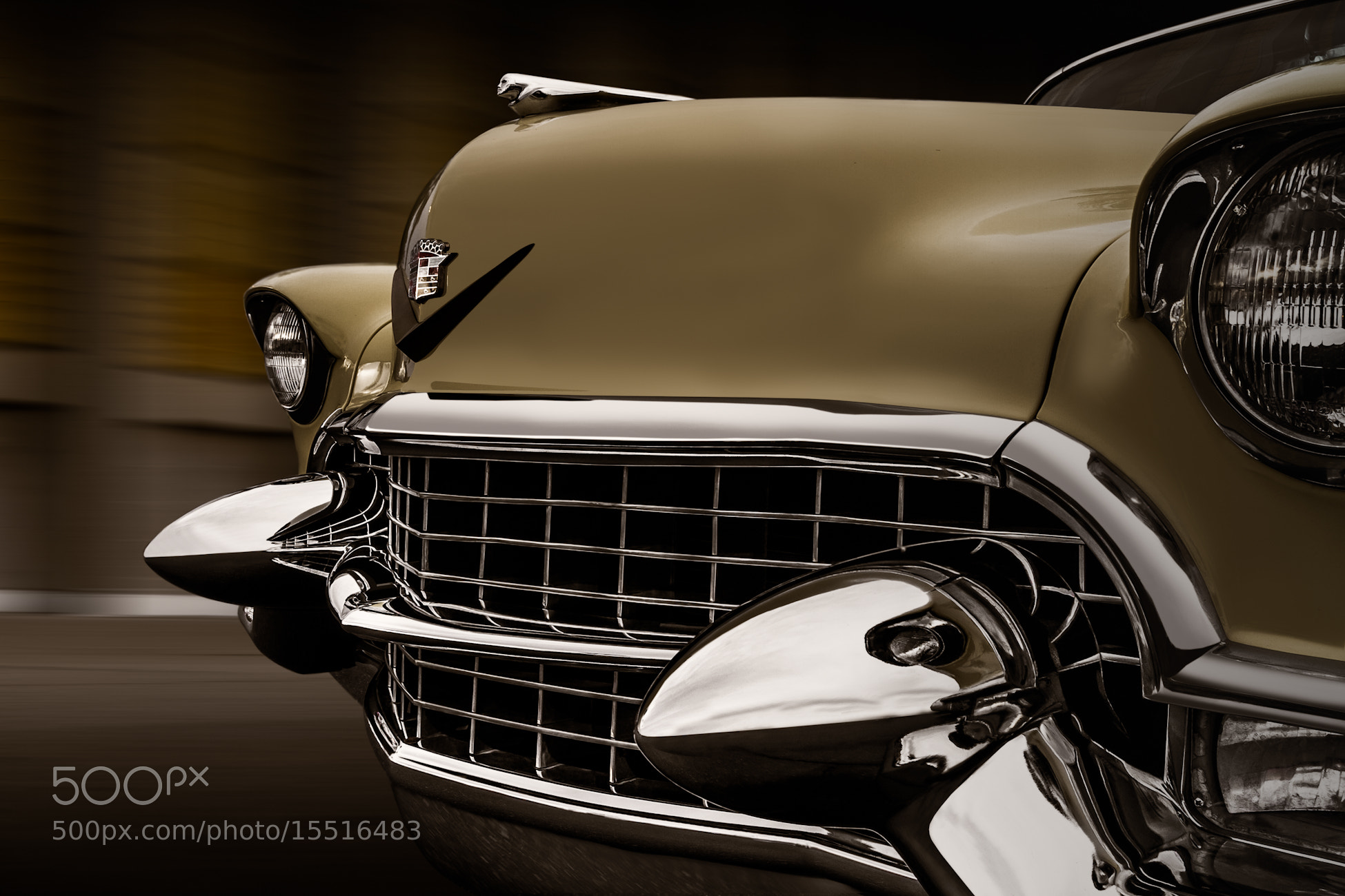 "Photograph ""Caddy Grin"" by Neil Banich on 500px"