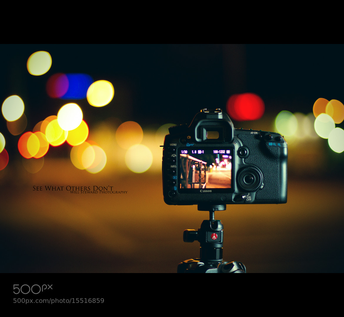 Photograph 28:50 See What Others Don't by Will Steward on 500px
