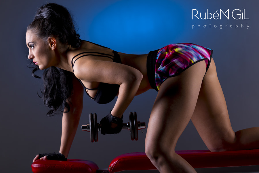 Fitness by Rubén Gil on 500px.com