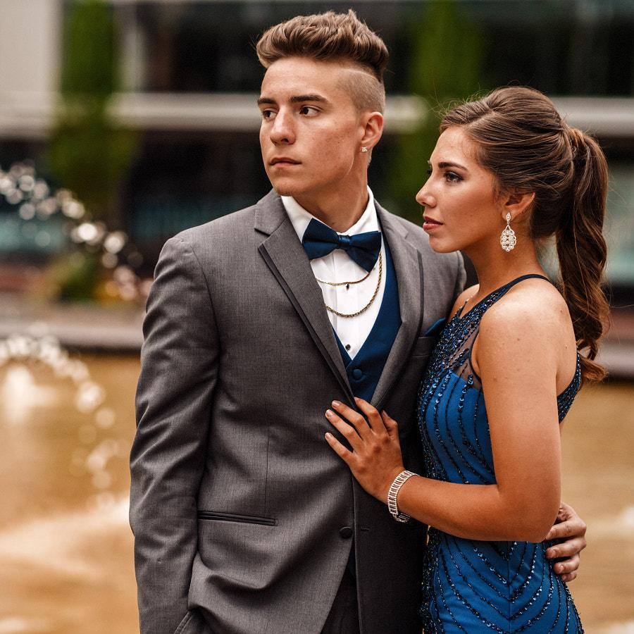 Sebastian & Jordan - Prom